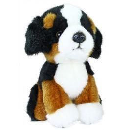Rappa Plyšový pes salašnícky sediaci, 18 cm