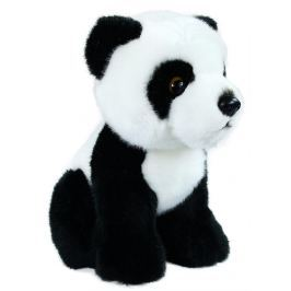 Rappa Plyšová panda sediaca, 18 cm
