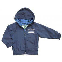 Carodel Chlapčenská bunda - tmavo modrá