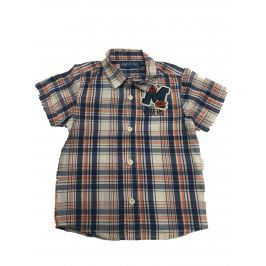 Carodel Chlapčenská košeľa - farebná