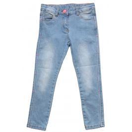 Carodel Dievčenské riflové nohavice - modré