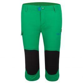 Trollkids Chlapčenské 3/4 nohavice Hammerfest - zelené