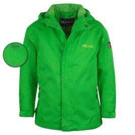 Trollkids Chlapčenská bunda Nordfjord - zelená