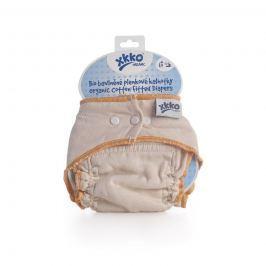 XKKO Plienkové nohavičky Organic - Natural Veľkosť S