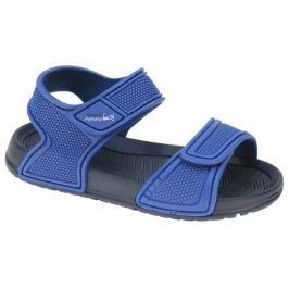 Beppi Chlapčenské sandále - modré