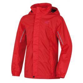 Hannah Dievčenská bunda Peet - ružová
