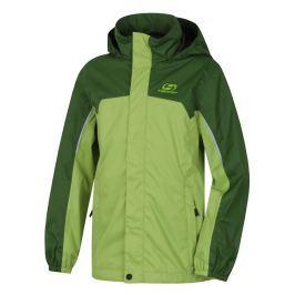 Hannah Chlapčenská bunda Peet - zelená