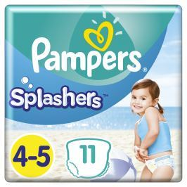 Pampers Pants Splasher Carry Pack S4 11 ks
