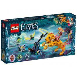 LEGO® Elves 41192 Azari a chytenie ohnivého leva