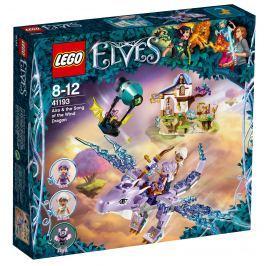 LEGO® Elves 41193 Aira a pieseň veterného draka