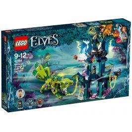 LEGO® Elves 41194 Nocturiina veža a záchrana Zeme Liska