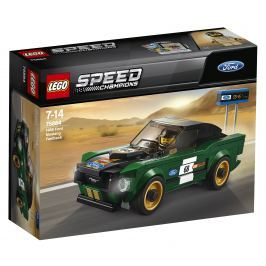 LEGO® Speed ​​Champions 75884 1968 Ford Mustang Fastback