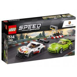 LEGO® Speed ​​Champions 75888 Porsche 911 RSR a 911 Turbo 3,0