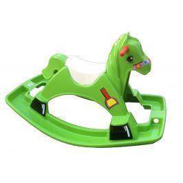 Marian Plast Hojdací koník zelený