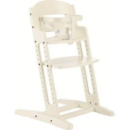 Baby Dan Jedálenská stolička Dan Chair New - biela