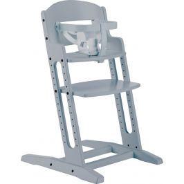 Baby Dan Jedálenská stolička Dan Chair New - šedá