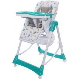 Sun Baby Jedálenská stolička Laura, modrá