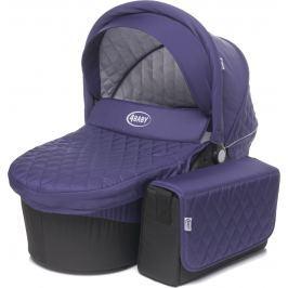 4Baby Vanička s taškou Atomic, Purple