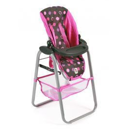 Bayer Chic Jedálenská stolička pre bábiku, 48