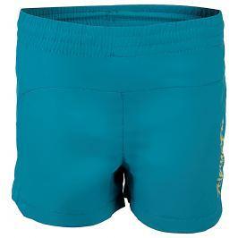 ALPINE PRO Chlapčenské šortky Cleofo - modré