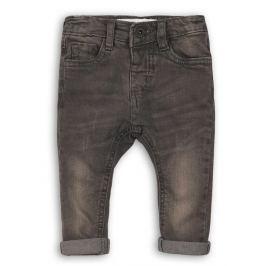 Minoti Chlapčenské džínsové nohavice Kid - šedé