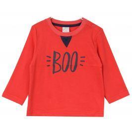 Venere Detské tričko Boo - červené