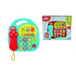 Simba Baby telefón, na batérie, 20x20 cm
