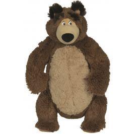 Simba Máša a medveď - Plyšový medveď 43 cm