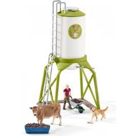 Schleich Silo na krmivo pre zvieratká 41429