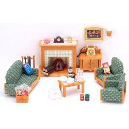 Sylvanian Families Obývačka Deluxe set