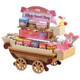 Sylvanian Families Pojazdný obchod s cukríkmi