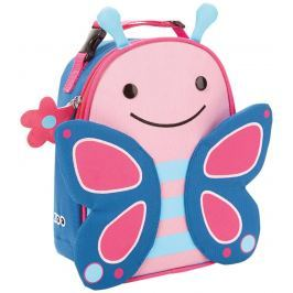 SKIP HOP Zoo desiatový batôžtek - Motýlik
