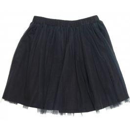 Topo Dievčenská sukňa - čierna