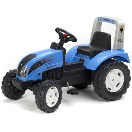 Falk Traktor šliapací Landini Power Mondial 115 - modrý