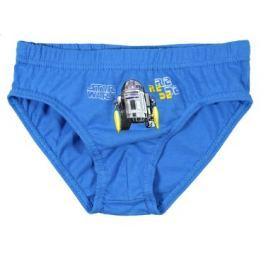 E plus M Chlapčenské slipy Star Wars - modré