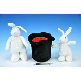 Mikro hračky Bob a Bobek 25 cm 20 cm plyš s klobúkom