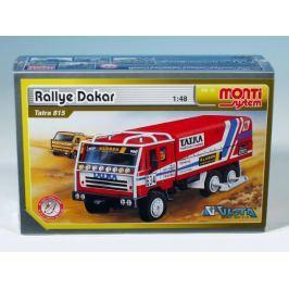 Vista Stavebnica Monti 10 Rely Dakar Tatra 815 1:48
