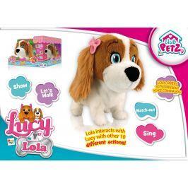 Mikro hračky Lola plyšová 17 cm
