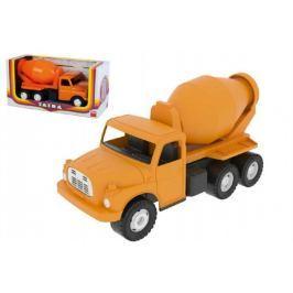 Dino Auto Tatra 148 plast 30 cm - oranžový domiešavač