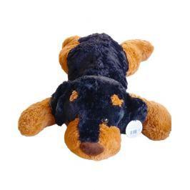 Mac Toys Plyšový psík tmavý 90 cm