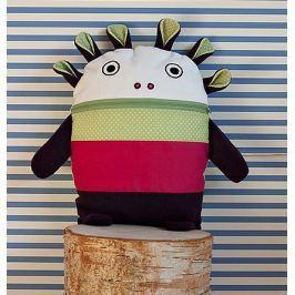 Bartex Design Pyžamožrút, veľký - ružovo-zelený