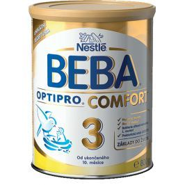 BEBA OPTIPRO Comfort 3 dojčenské mlieko - 800g