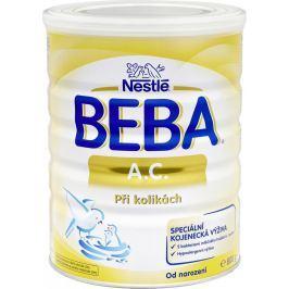 BEBA AC špeciálne dojčenské mlieko pri kolikách, 800g