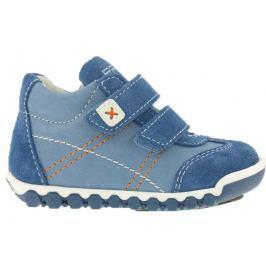 177a3ae7352fa Detail · Primigi Chlapčenské kožené tenisky - modré