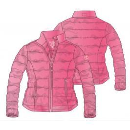 Primigi Dievčenská prešívaná bunda - ružová