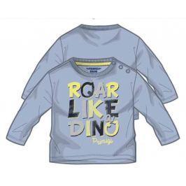 Primigi Chlapčenské tričko Roar - modré