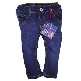 Dirkje Dievčenské riflové nohavice - tmavo modré