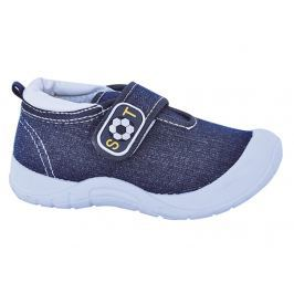 Protetika Chlapčenské tenisky Jeans - modré