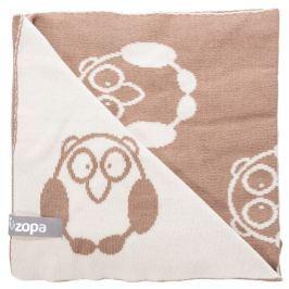 ZOPA Detská deka Little Owl, Savana