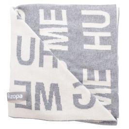 ZOPA Detská deka Hug Me, Grey